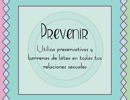 Campaña de prevención de infecciones de transmisión sexual (ITS)