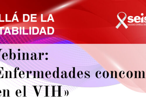 Webinar: «Enfermedades concomitantes en el VIH»