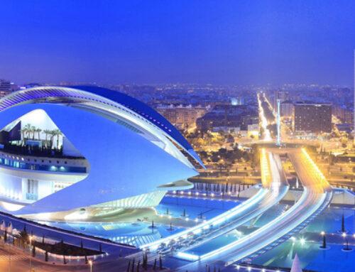 SEISIDA tiñe de rojo la Ciudad de las Artes y las Ciencias de Valencia con motivo del Día Mundial del Sida