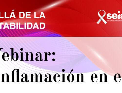 Webinar: «Inflamación en el VIH»